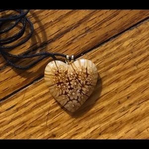 Jewelry - NWOT Murano Glass Necklace